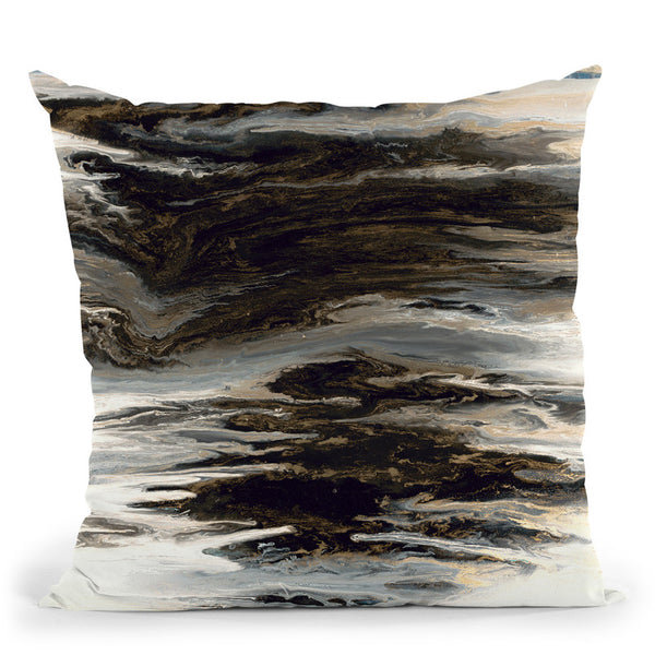 Basalt Throw Pillow By Blakely Bering