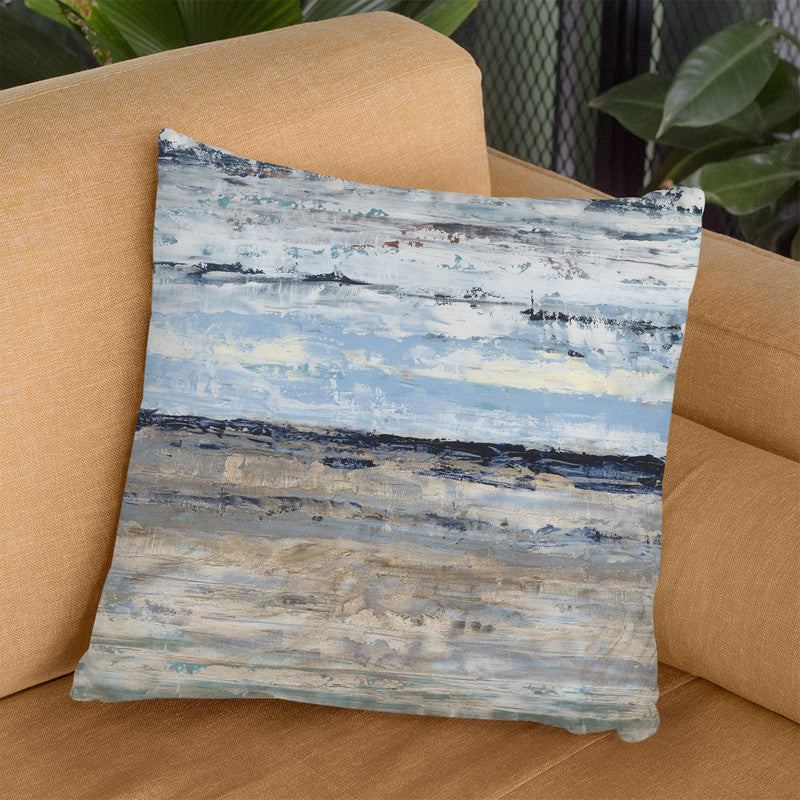 Soothingores Throw Pillow By Blakely Bering