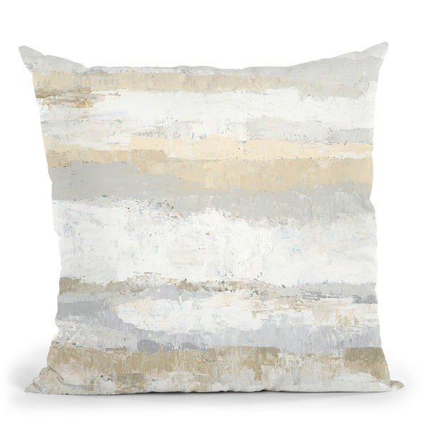 Matter & Purity Throw Pillow By Blakely Bering