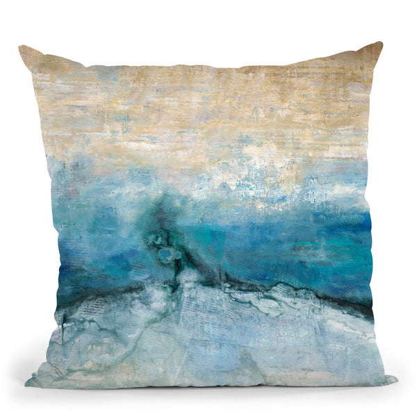 Earthen Throw Pillow By Blakely Bering