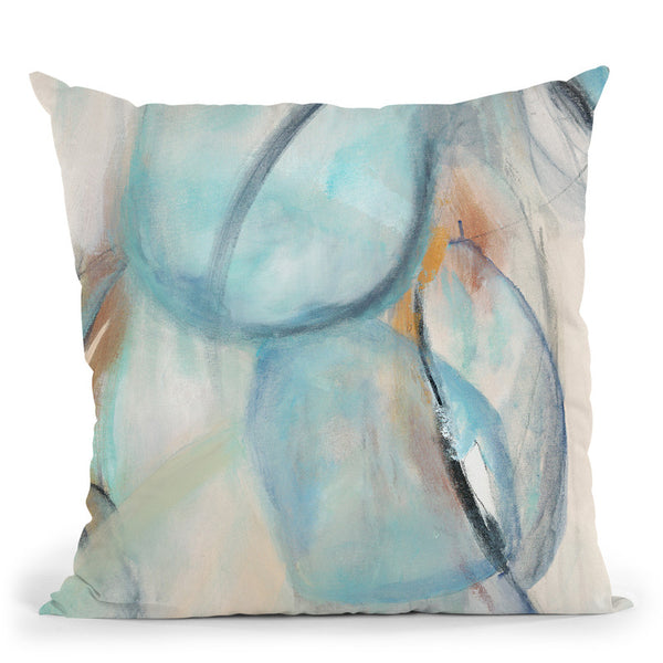 Undefined 2 Throw Pillow By Blakely Bering