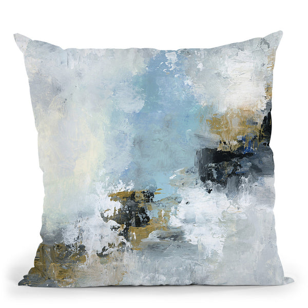 Transpire Throw Pillow By Blakely Bering