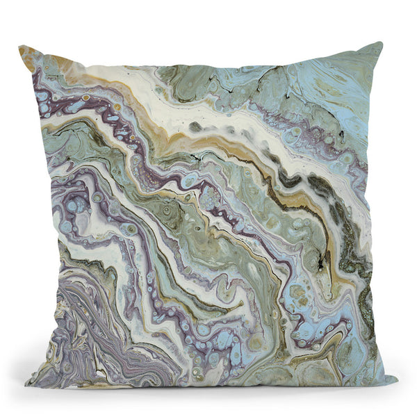 Emerald Throw Pillow By Blakely Bering