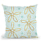 Winter Coast Pattern Viiic Throw Pillow By Beth Grove