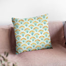 Winter Coast Pattern Iia Throw Pillow By Beth Grove