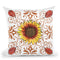 October Garden Vii Throw Pillow By Beth Grove