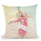 Dancing Queen Throw Pillow By Balazs Solti