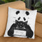 Bad Panda Throw Pillow By Balazs Solti