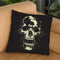 Scream Golden Throw Pillow By Balazs Solti