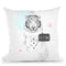 Snow Tiger Throw Pillow By Balazs Solti