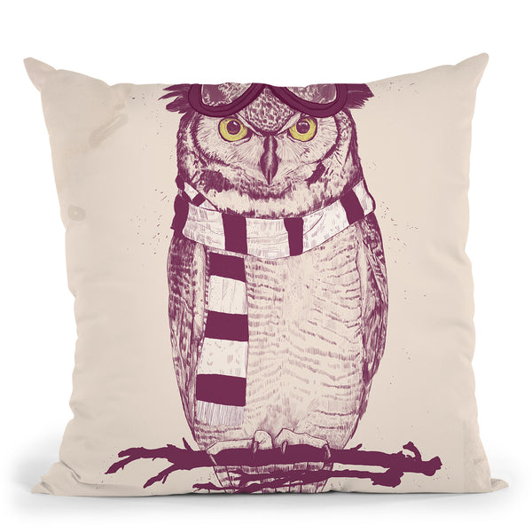 The Aviator Throw Pillow By Balazs Solti