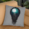 Big City Lights Throw Pillow By Balazs Solti