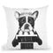 Winter Is Boring Throw Pillow By Balazs Solti
