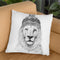 Winter Is Coming Throw Pillow By Balazs Solti