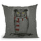 Winter Owl Throw Pillow By Balazs Solti