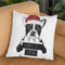 Xmas Is Coming Throw Pillow By Balazs Solti
