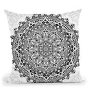 Balance  Throw Pillow By Cameron Gray - by all about vibe
