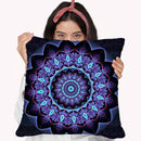 Set And Setting Iv  Throw Pillow By Cameron Gray - by all about vibe