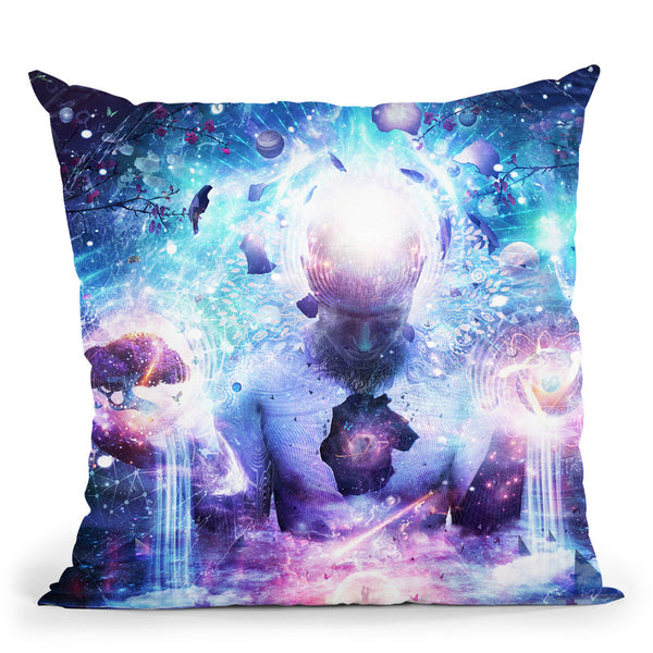 This Ephemeral Moment  Throw Pillow By Cameron Gray - by all about vibe