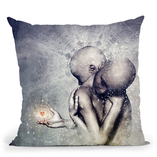 Souvenirs We Never Lose  Throw Pillow By Cameron Gray - by all about vibe
