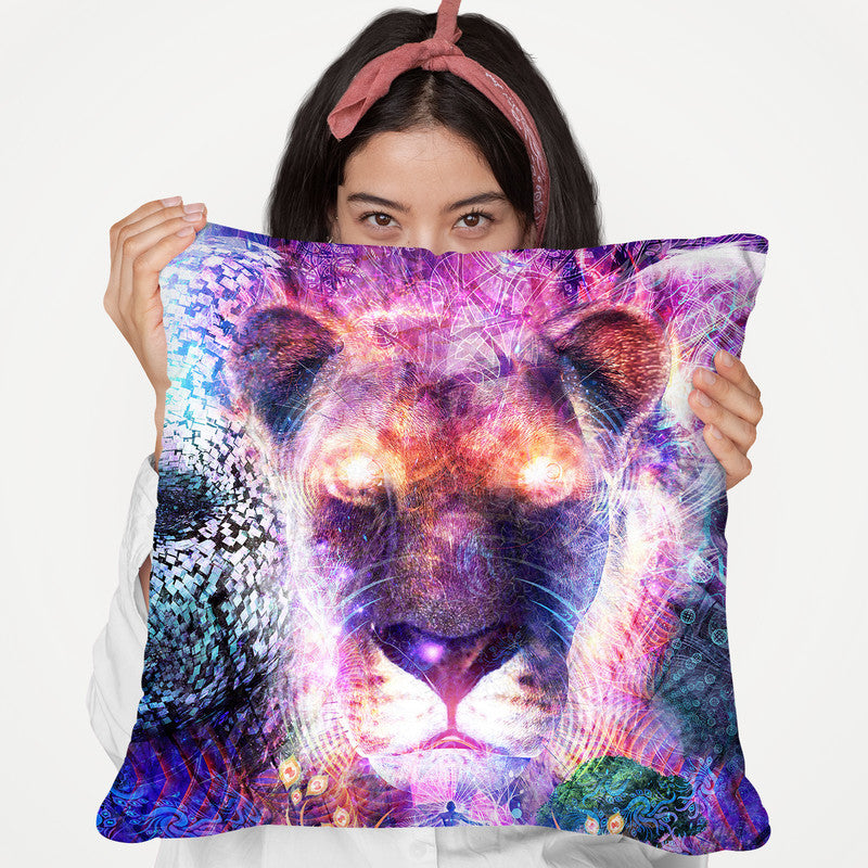 The Beauty Of It All  Throw Pillow By Cameron Gray - by all about vibe