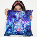 Transcension  Throw Pillow By Cameron Gray - by all about vibe