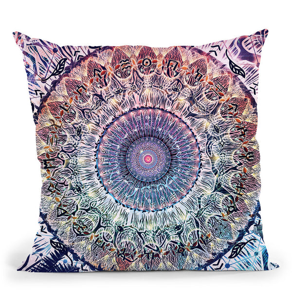Waiting Bliss  Throw Pillow By Cameron Gray - by all about vibe