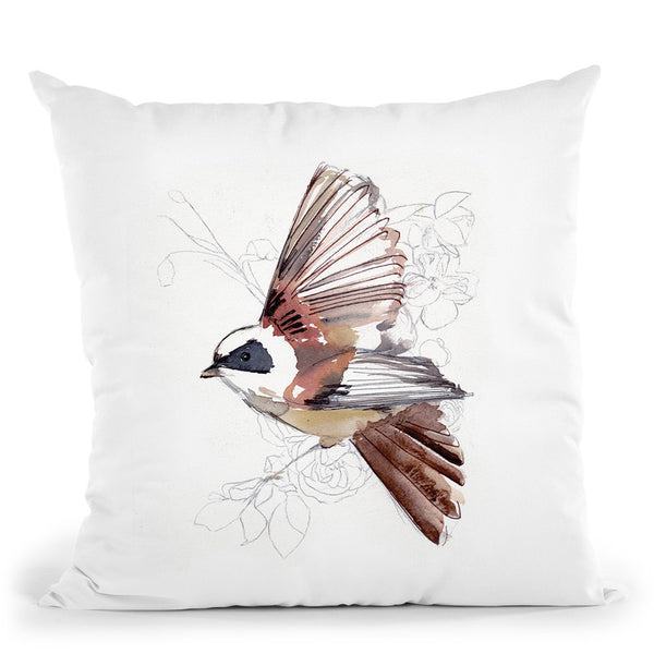 Let It Be Throw Pillow By Christine Lindstrom
