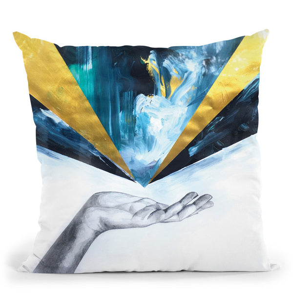 Magical Thinking Throw Pillow By Christine Lindstrom