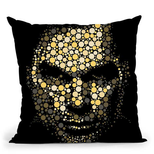 Dexter Throw Pillow By Christian Mielu