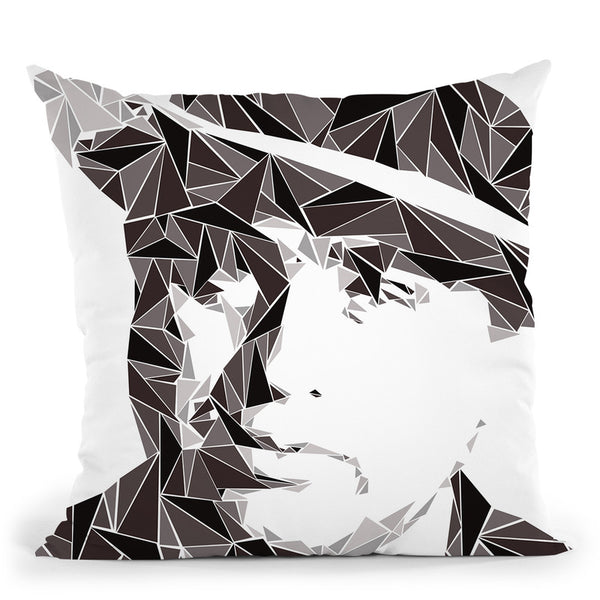 Al Capone Throw Pillow By Christian Mielu