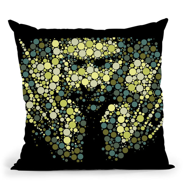 Wolverine Xmen Throw Pillow By Christian Mielu