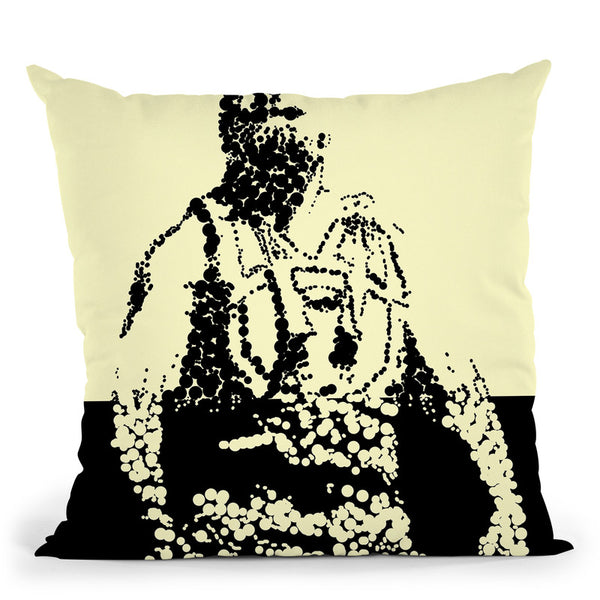 Bane Throw Pillow By Christian Mielu