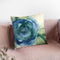 Wannabe Poppies Vi Throw Pillow By Chris Paschke
