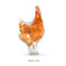 Custom Shaped Chicken Pillows From Lifelike Pillows