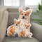 Custom Corgi Shaped Dog Pillow