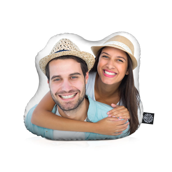 Custom Couples Pillow
