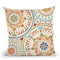 Spanish Impressions Vi Throw Pillow By Daphne Brissonnet