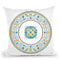 Mediterranean Breeze Viii Throw Pillow By Daphne Brissonnet