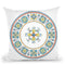 Mediterranean Breeze V Throw Pillow By Daphne Brissonnet