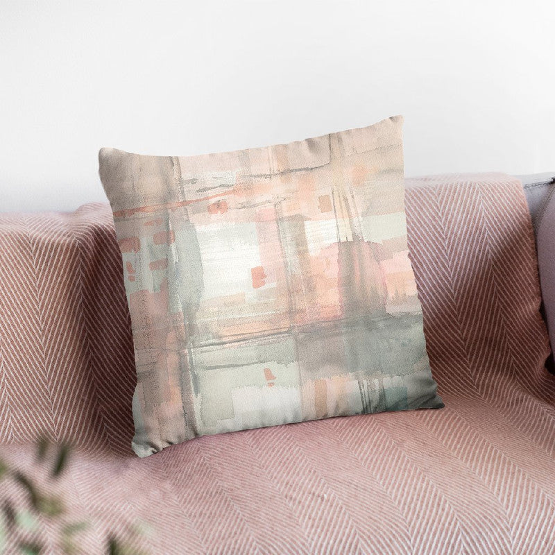Intersect Ii Throw Pillow By Danhui