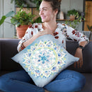 Jaipur Viii Throw Pillow By Danhui