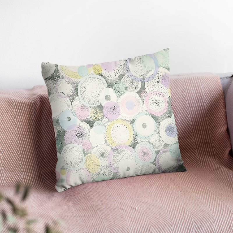 Breezes Throw Pillow By Danhui