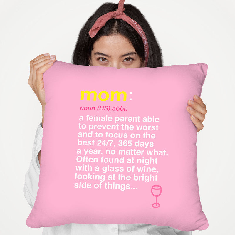 Mothers Day Throw Pillow By Dom Vari