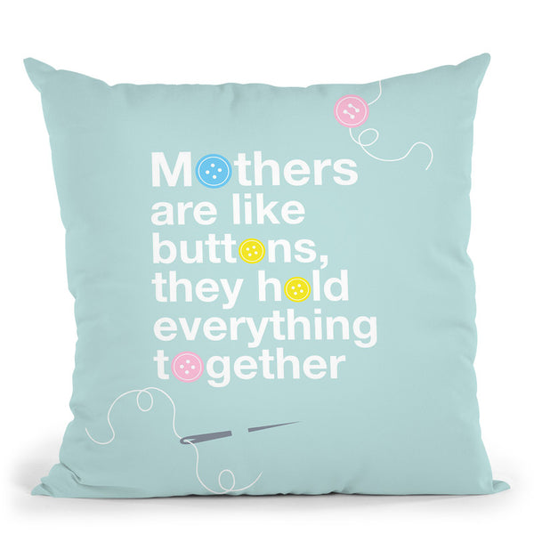Mothers Da Iii Throw Pillow By Dom Vari