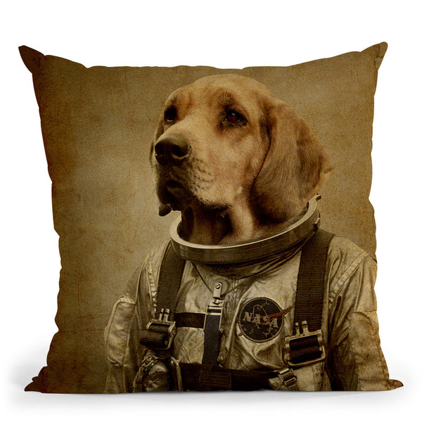 Discover Space Throw Pillow By Duro Print