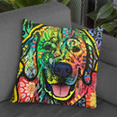 MikeyÊ Throw Pillow By Dean Russo