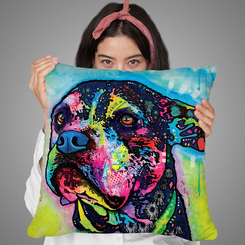 Anni Throw Pillow By Dean Russo