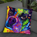 Young Boxer Throw Pillow By Dean Russo