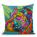 Bailey Throw Pillow By Dean Russo